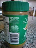 Peanut Butter Smooth - Ingredients