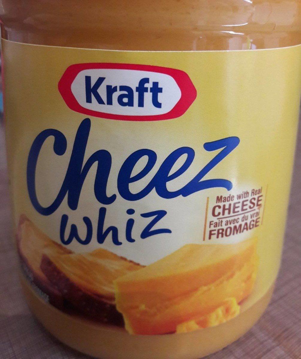 Cheez Whiz - Produit - fr