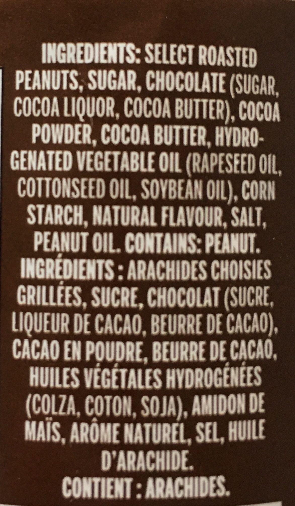 Beurre D Arachide Au Chocolat Kraft 500 G