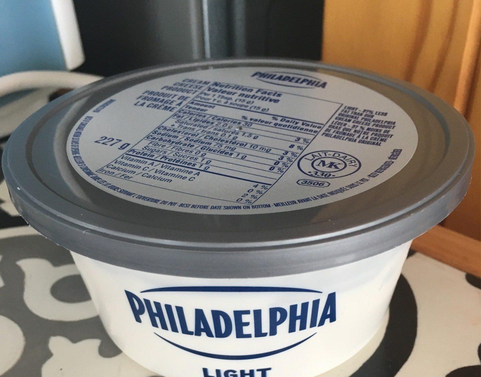 Philadelphia light - Product - fr