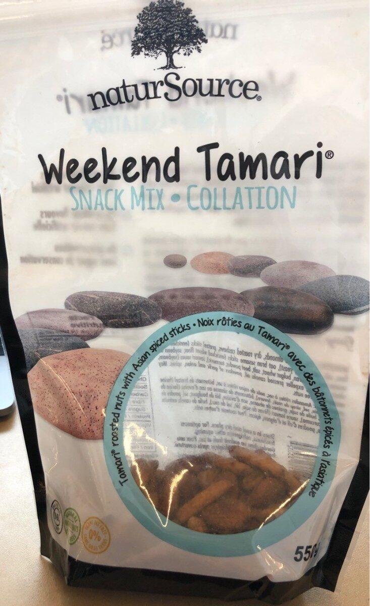 Weekend tamari - Product - fr