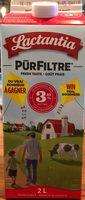 Lait Purfiltre 3, 25% - Produit - fr