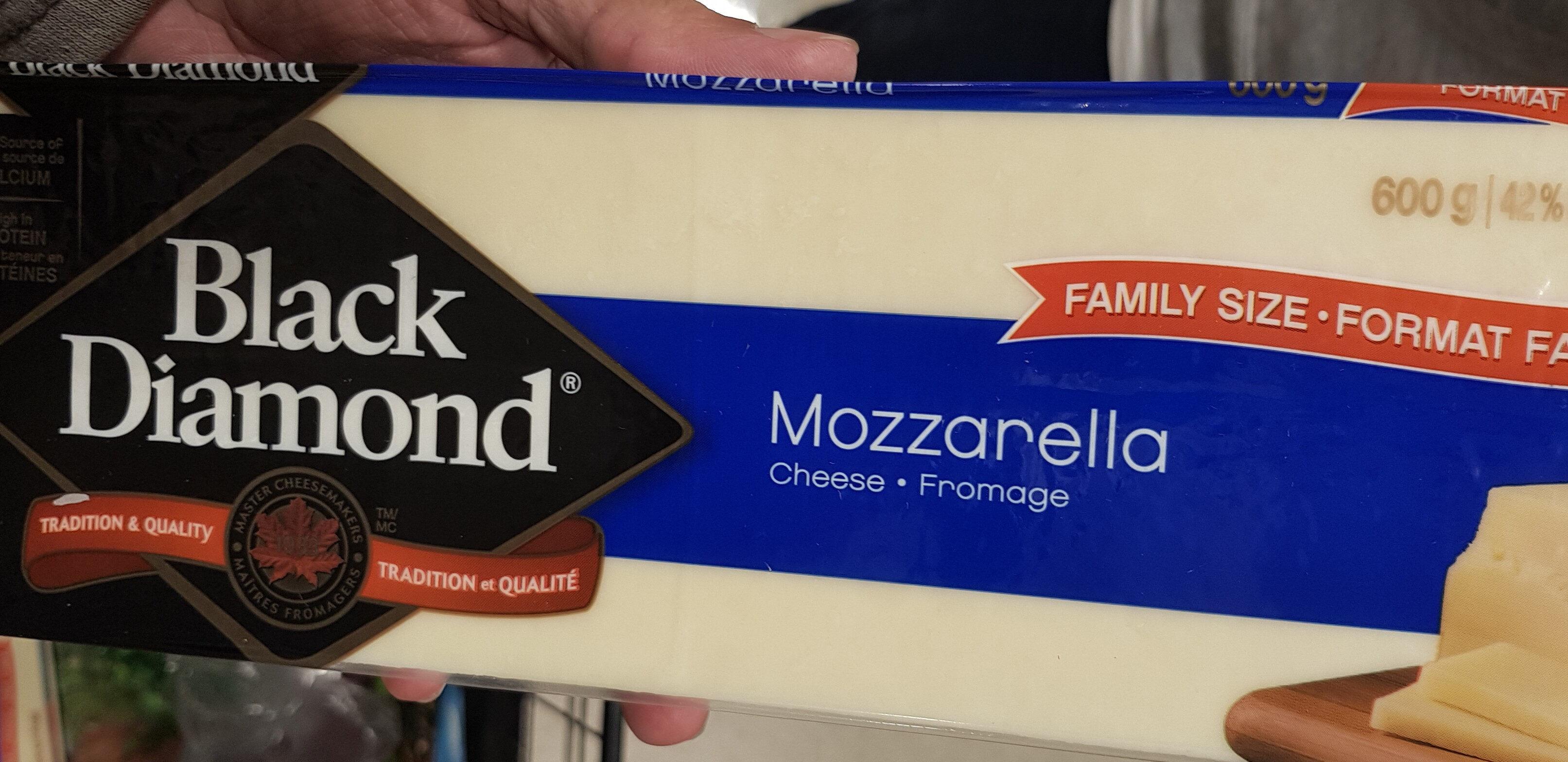 Mozzarella - Product - en