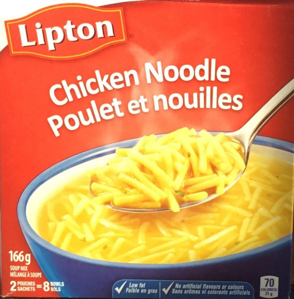 Soupe Poulet et nouilles - Produit