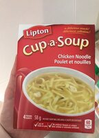 Cup a soup - Product - fr