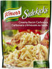 Pâtes Carbonara Crémeuses Au Bacon Sidekicks - Product