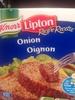 Recette oignon - Product