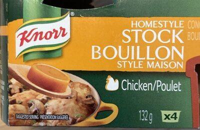 Bouillin style maison - Product - en