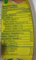 Calorie Reduced Margarine - Voedingswaarden - en
