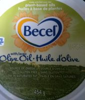 Margarine - huile d'olive - Product