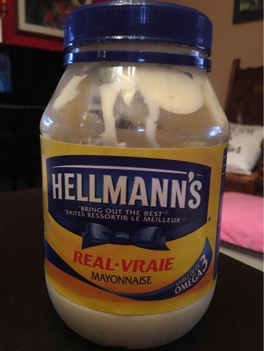 Mayonnaise hellsmann's - Produit - fr