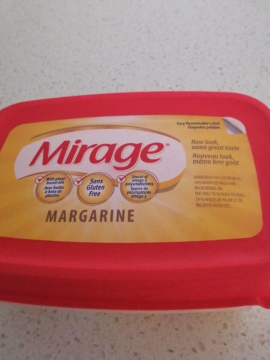 Margarine - Produit - fr