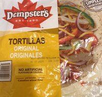 Original Tortillas - Produit - en