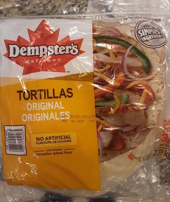 Original Tortillas - Product - en