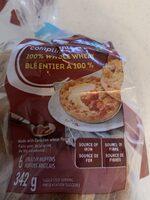 Muffin anglais blé entier a 100% - Produit - fr