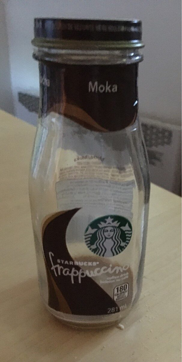 Frappuccino - Product - fr