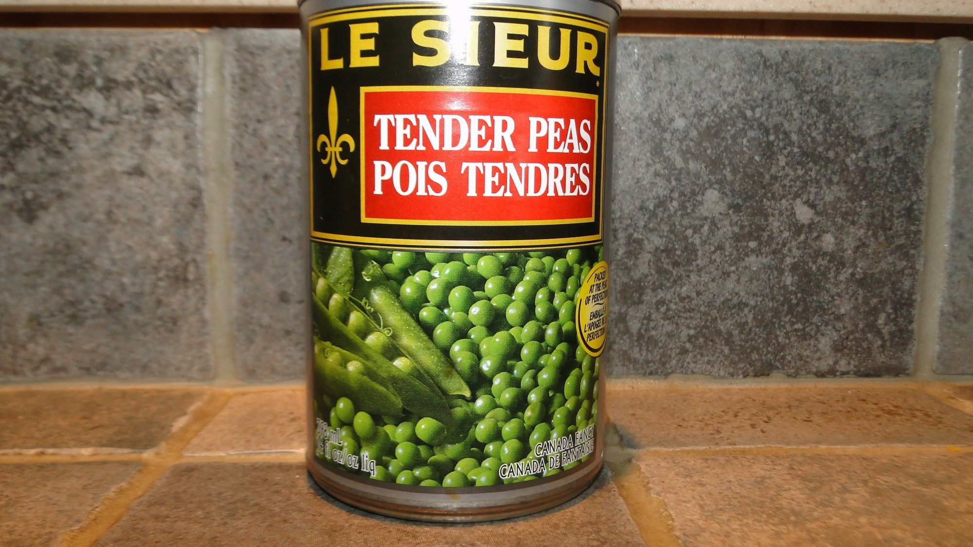 Pois tendres - Product - fr