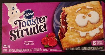 Toaster Strudel framboises - Product