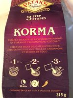 Korma 3 step - Produit - fr