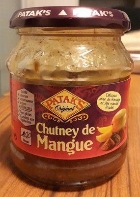 Sweet mango Chutney - Product