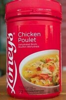 Bouillon de poulet Loney's - Prodotto - fr