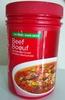 Bouillon de boeuf deshydrate - Product