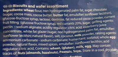 Classic - Ingredients - en