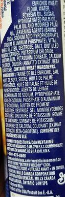 croissants originaux pillsbury - Ingredients