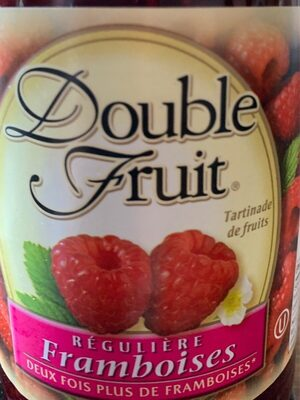 Double fruit - Product - fr