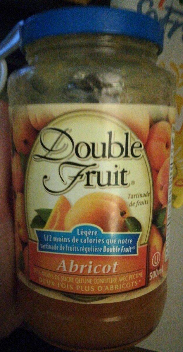 Confiture Ultra-légère (abricots) - Produit - fr