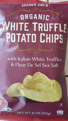 Organic White Truffle Potato Chips - Product