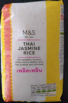 Thai Jasmine Rice - Product