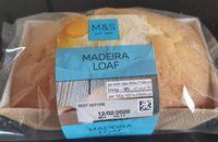 Madeira loaf - Product - en