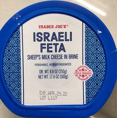 Israeli Feta - Product