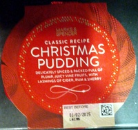 Christmas Pudding - Product - en