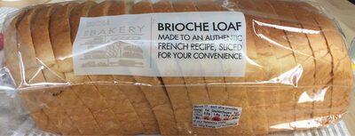 Brioche Loaf - Produit - fr
