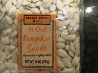 In Shell Pumpkin Seeds - Product