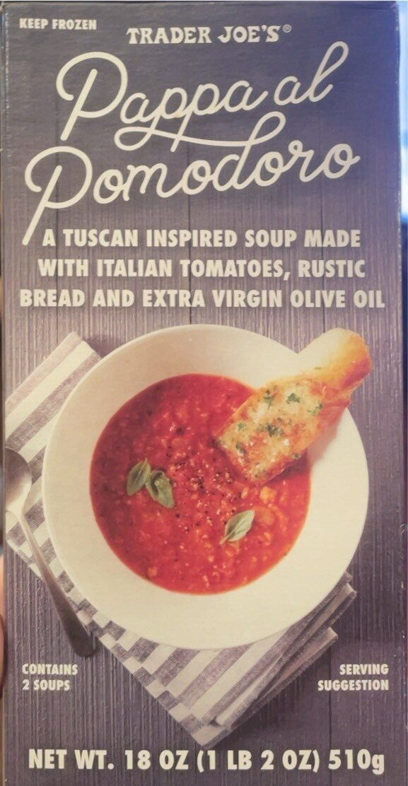 Pappa al Pomodoro Tuscan Soup - Product - fr