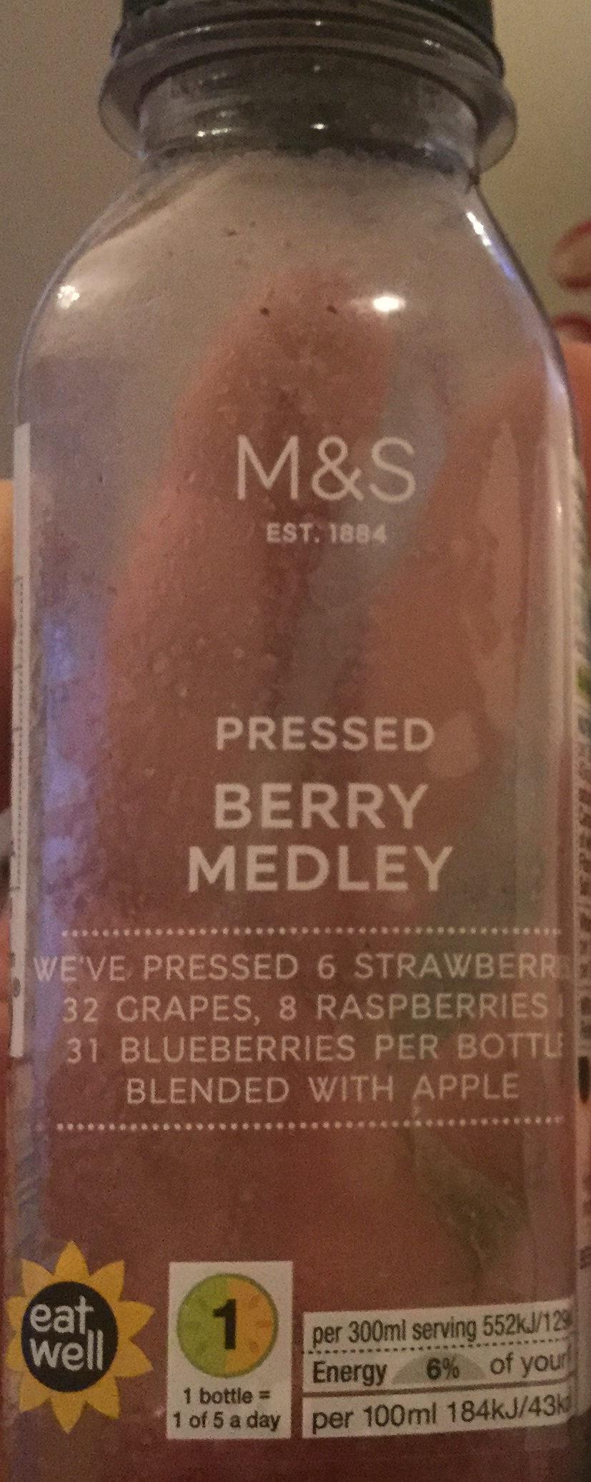 Berry Medley - Product - en