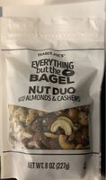 Everything but the bagel nut duo - Prodotto - en