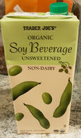 Soy Beverage - Product