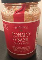 Tomato & Basil Pasta Sauce - Product