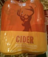 Cider - Product