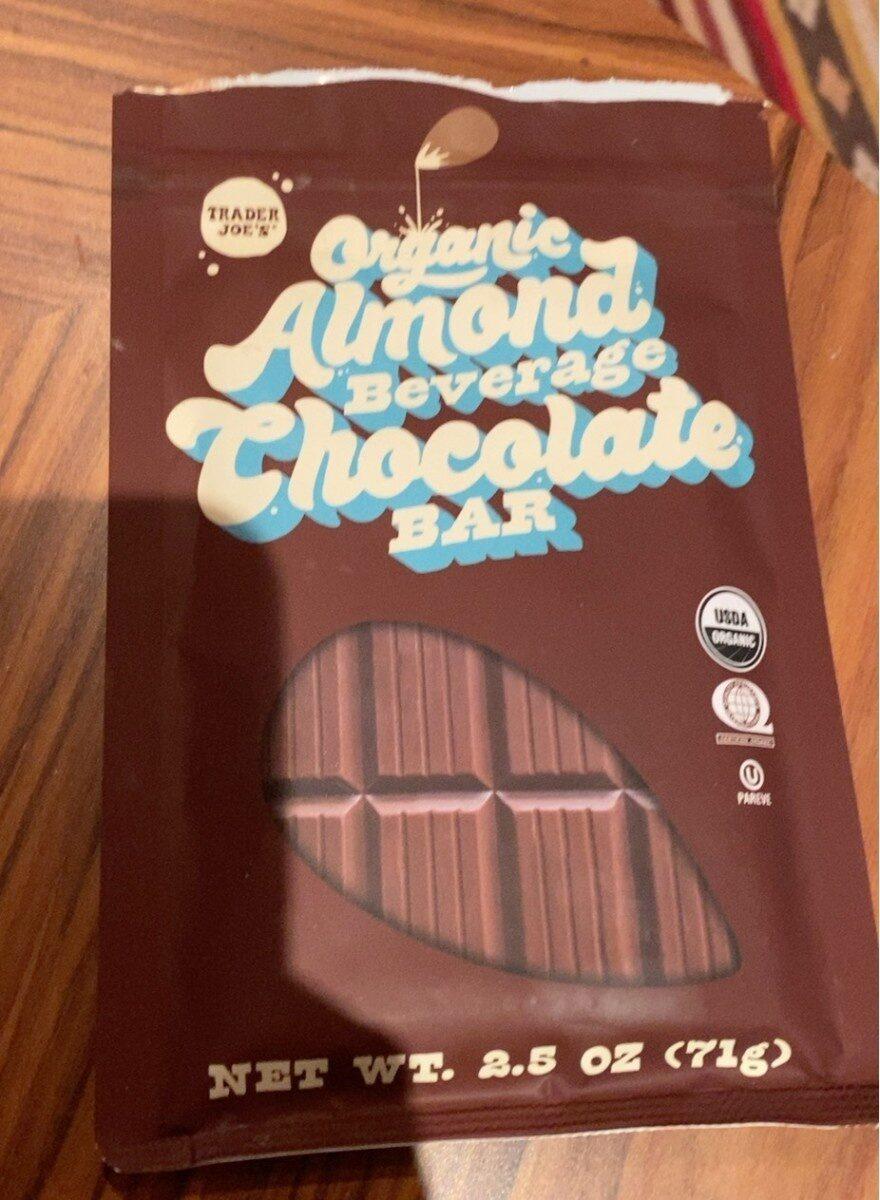 Chocolate bar - Product - en