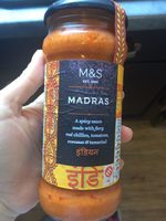 Sauce Madras - Produit - fr