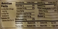 Shell Macaroni - Nutrition facts - en