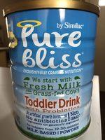 Toddler drink with probiotics milk-based powder - Product - en