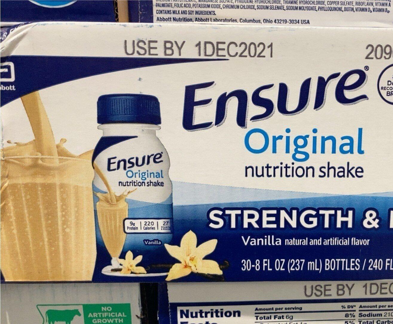 Ensure - Product - en