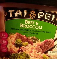 Tai Pei Beef and Broccoli - Product