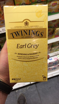 Twinings Earl Grey Tea - Product